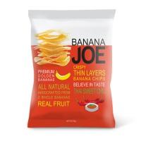 Purella Food wprowadza bananowe chipsy Banana Joe