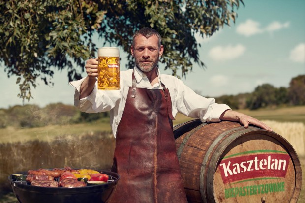 Kasztelan, z natury na grilla - nowa kampania reklamowa marki