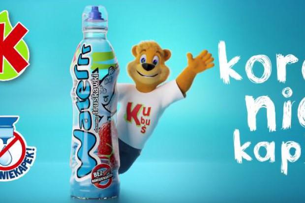 Kubuś Waterrr z nową kampanią reklamową