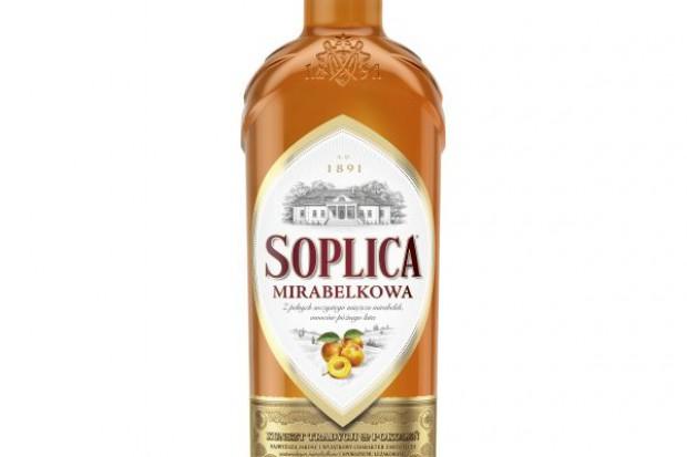 CEDC wprowadza nalewkę Soplica Mirabelkowa do szerokiej dystrybucji