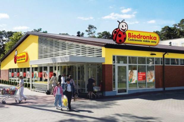 Biedronka: Akcje Jeronimo Martins podwoiły wartość