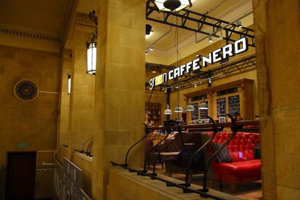 Green Caffè Nero otwiera kawiarnię w Pałacu Kultury i Nauki