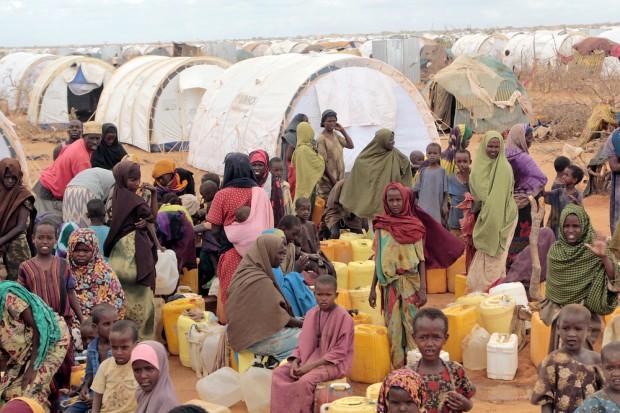 W Somalii rozprzestrzenia się cholera. Winne skażona woda i jedzenie