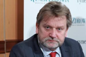 Jarosław Pinkas chce tworzyć inspekcje bezpieczeństwa żywności