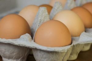 Jaja na całego, czyli żniwa na Wielkanoc