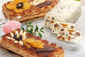 Wielkanocne słodkości w lodziarnio-kawiarniach Grycan