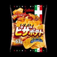 Japończycy rzucili się na chipsy. Półki puste, a handel kwitnie w internecie
