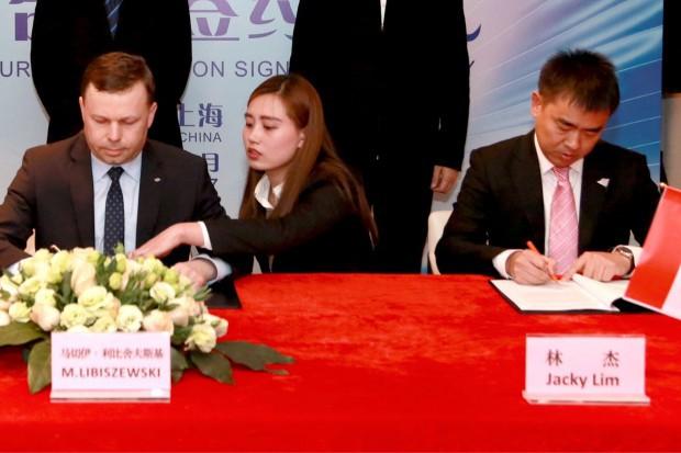 PKP Cargo chce tworzyć struktury w Chinach