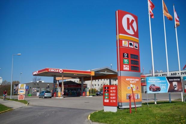 Stacje Statoil w Polsce zmieniajÄ… nazwÄ™ na Circle K