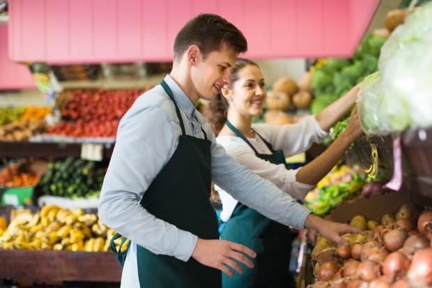 Nie wszystkie sieci handlowe stać na podwyżki dla pracowników