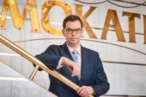 Adam Mokrysz, prezes Mokate prelegentem podczas Europejskiego Kongresu Gospodarczego