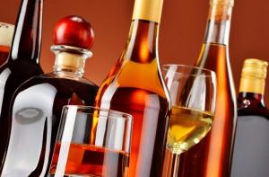 Rekordowy eksport mocnych alkoholi