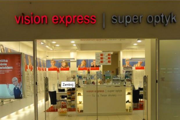 Tesco sprzedaje optyczny biznes Vision Express