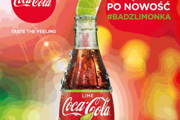 Coca-Cola Lime w Polsce: Pierwszy tak duży launch w ramach marki prawie od dekady