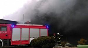 Pożar w ZM Olewnik Bis był prawdopodobnie wynikiem podpalenia