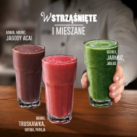Costa Coffee wprowadza wiosenne koktajle