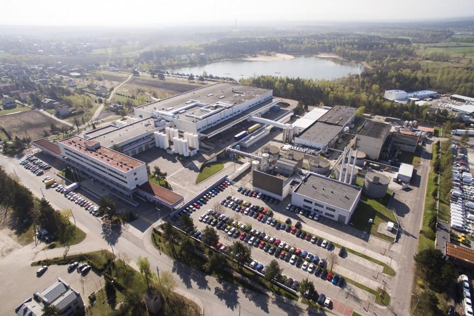 Danone zakończył modernizację zakładu w Bieruniu