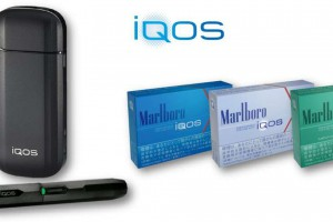 IQOS -  mniej szkodliwa wersja papierosów od Philip Morris