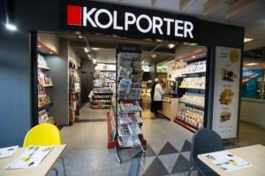 Kolporter poszerza sieć saloników ze strefą Top Drink