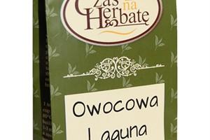 """""""Owocowa Laguna"""" - nowość od marki Czas na Herbatę"""