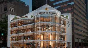 Starbucks w 2019 r. otworzy czteropiętrową kawiarnię Reserve w Chicago