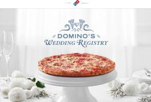 Voucher do pizzerii jako prezent ślubny? Domino's chce zagarnąć nowy rynek