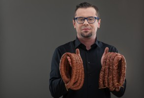 Nowicki Naturalnie: Świat zawsze będzie podzielony na mięsożerców i wegetarian