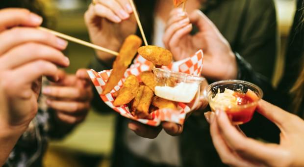 Street food rewolucjonizuje gastronomiÄ™