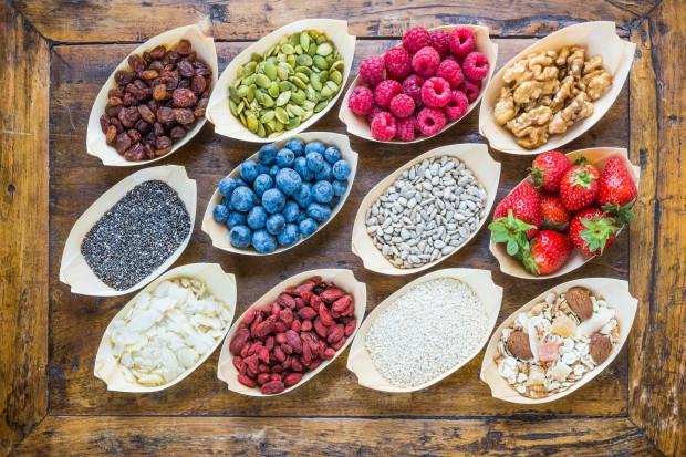 Producenci superfoods: Boom na super żywność potrwa wiele lat