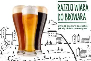 Rajzuj wiara do Browara! czyli wycieczki w gwarze poznańskiej po browarze