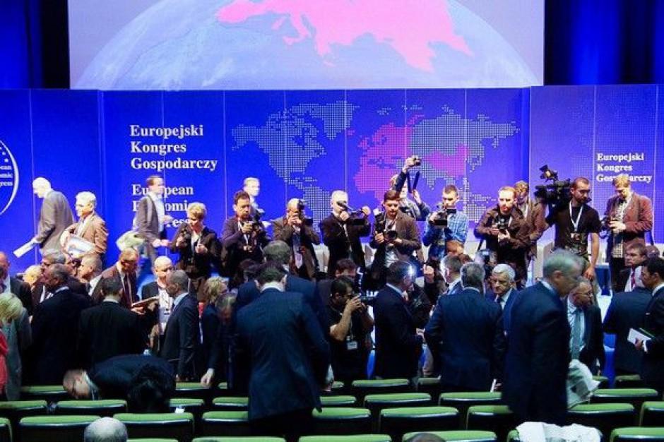 Rekordowa frekwencja podczas Europejskiego Kongresu Gospodarczego