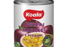 Pulpa z Marakui – nowy produkt tropikalny na polskim rynku