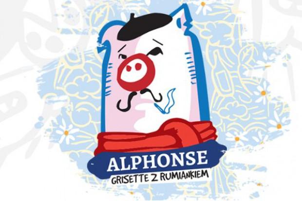 Alphonse grisette z rumiankiem - nowe piwo od Browaru Kingpin