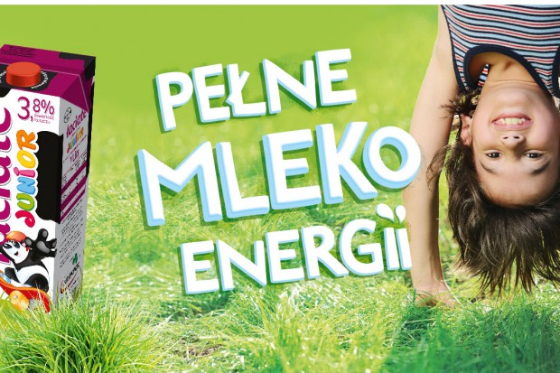 Ruszyła kampania reklamowa mleka Łaciate Junior