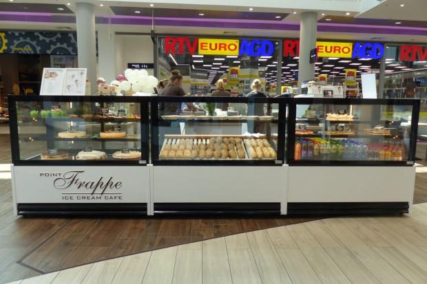 Kawiarnia Point Frappe w Galerii Kazimierz