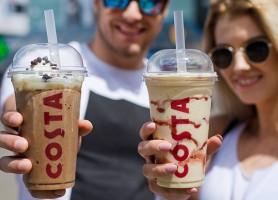 Costa Coffee: Oferta letnia coraz ważniejszą częścią biznesu kawiarnianego