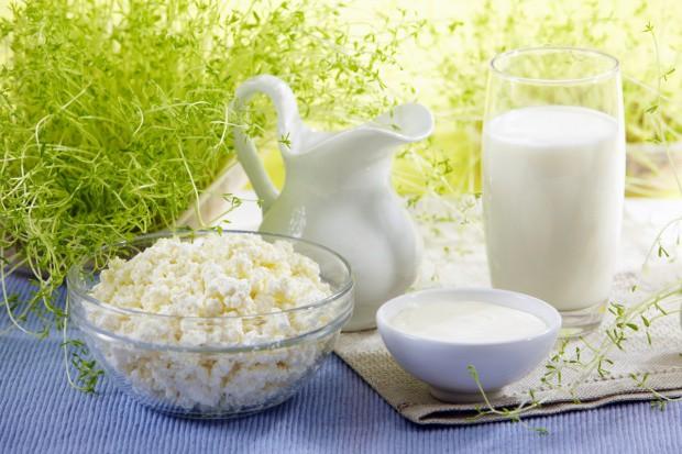 Przedwczesnej menopauzie sprzyja małe spożycie produktów mlecznych