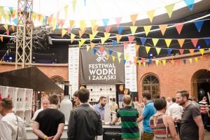 Niemal 40 producentów alkoholi uczestniczyło w pierwszym Festiwalu Wódki i Zakąski