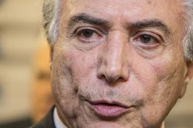 Prezydent Brazylii przyjął łapówkę od mięsnego koncernu JBS?