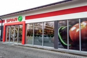 Spar otworzył w maju cztery sklepy