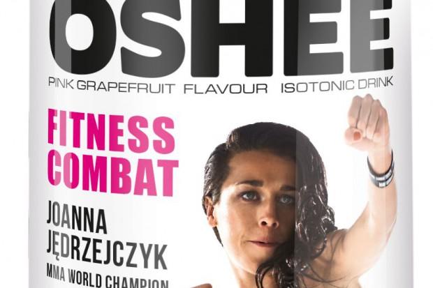 Oshee wprowadza nowy napój izotoniczny sygnowany przez gwiazdę MMA