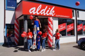 Aldik z pilotażowym projektem nowego konceptu sklepów