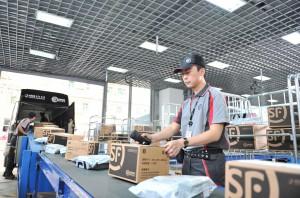 UPS i SF Holding zakładają spółkę joint venture