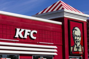 KFC inwestuje w usługi mobilne i technologie