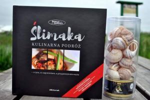 """Polska książka kucharska o ślimakach zdobyła branżowego """"Oscara"""""""