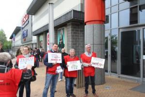Pracownicy Tesco zaprotestują w Lublinie i Radomiu. Związki zawodowe nie wykluczają strajku