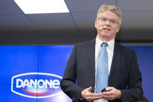 Harry Klompe, Danone: Spożycie galanterii mleczarskiej w Polsce jest połowę mniejsze niż na Zachodzie
