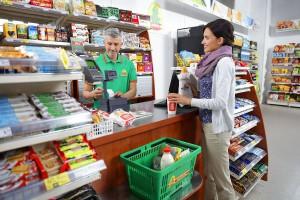 Ekspansja Żabki w centrach handlowych i biurowcach