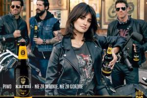 Penelope Cruz w nowej reklamie bezalkoholowego piwa Karmi