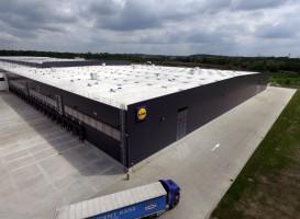 Lidl otwiera w Polsce dziewiąte centrum dystrybucyjne